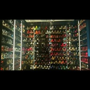 SHOE LOVERS WELCOME!!